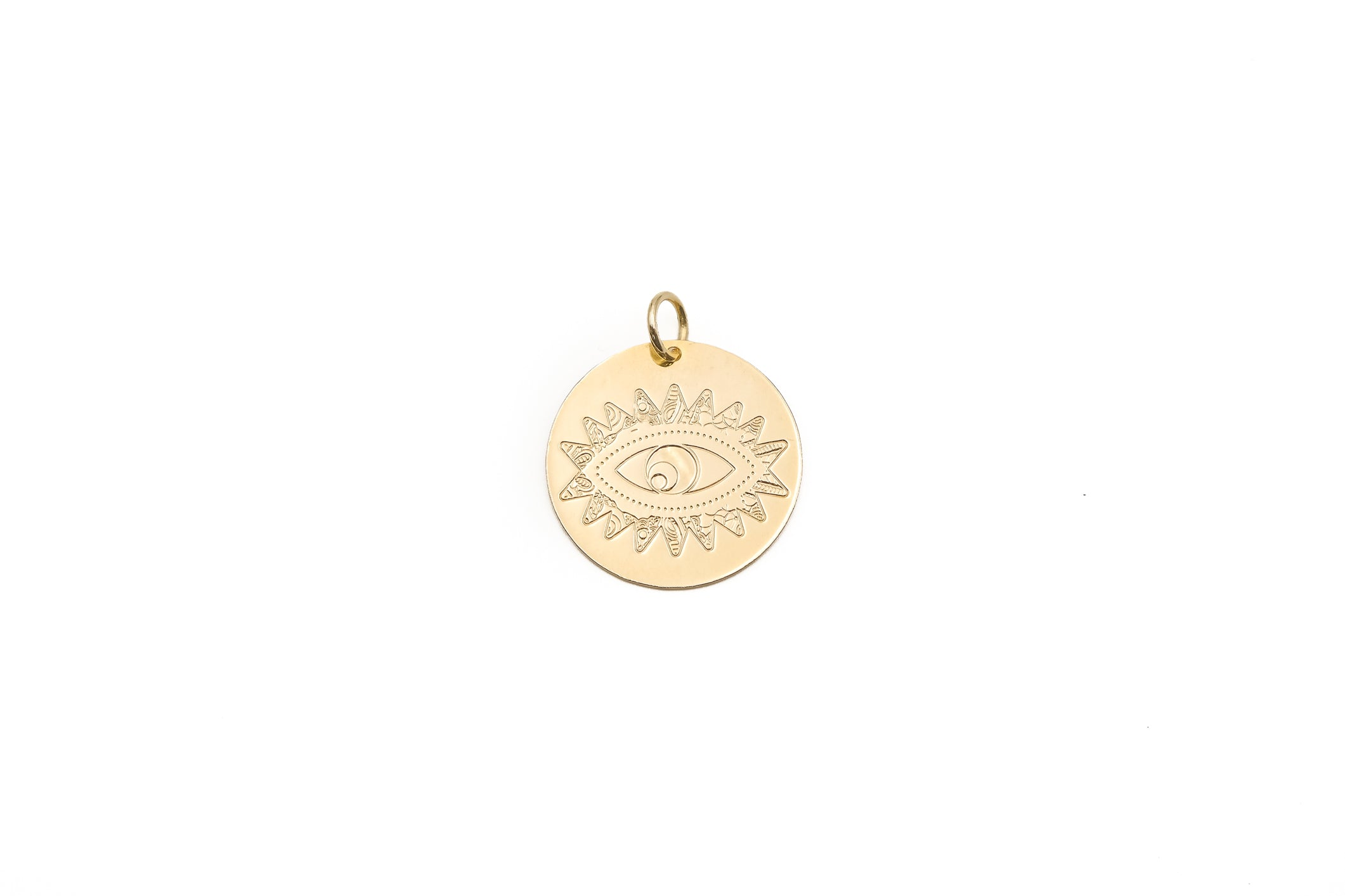 Eyes Medal - 6 pcs