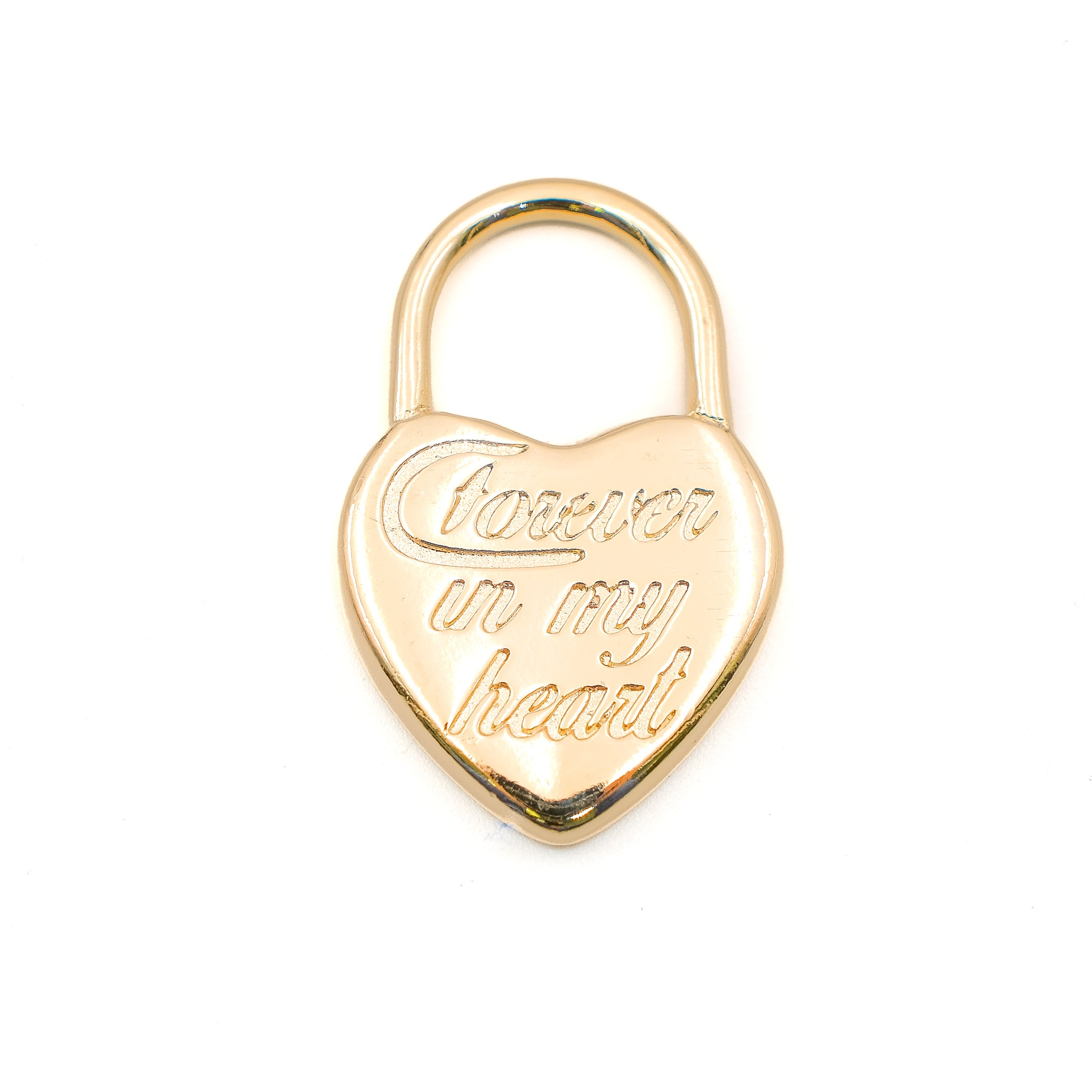 Heart Lock Forever - 6 pcs