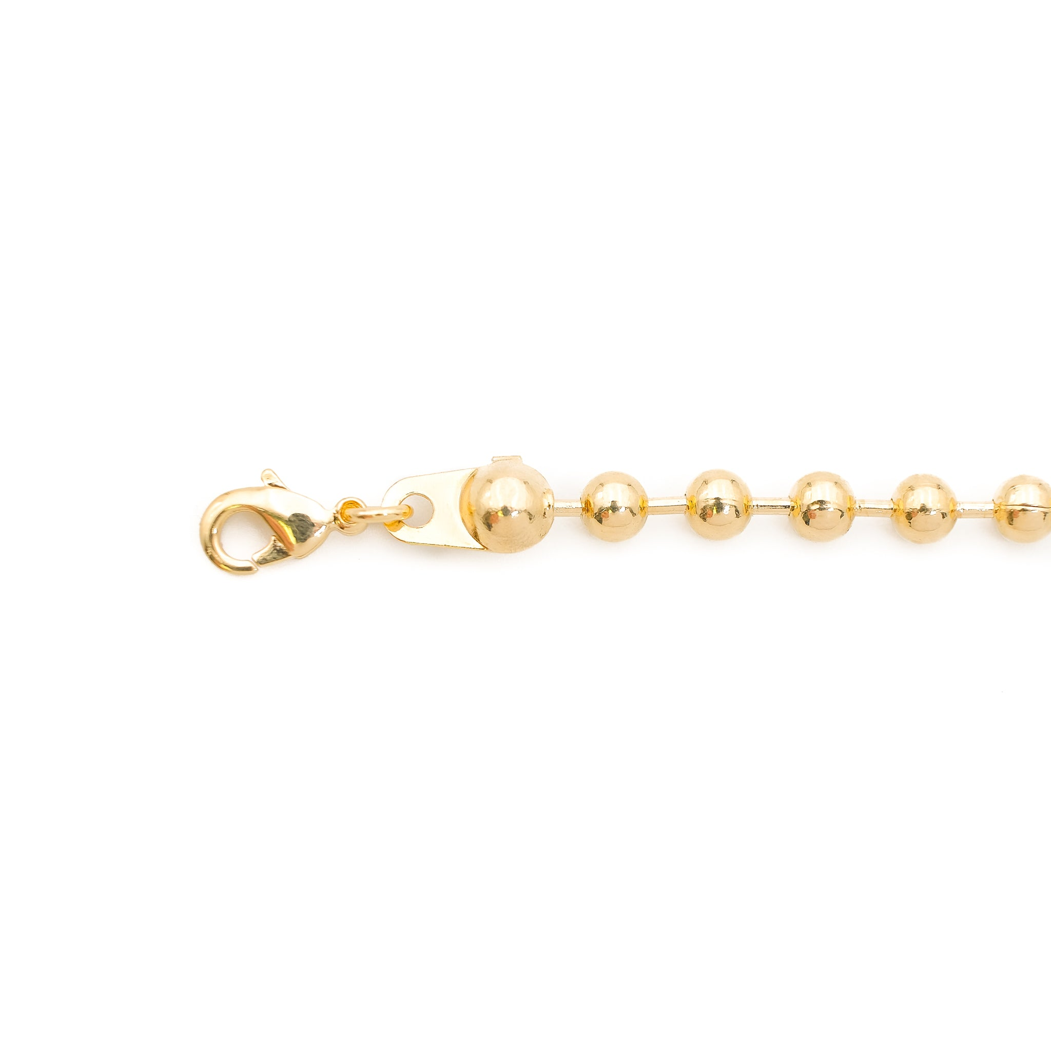 Ball Chain 4mm - (45 cm - 18 in)