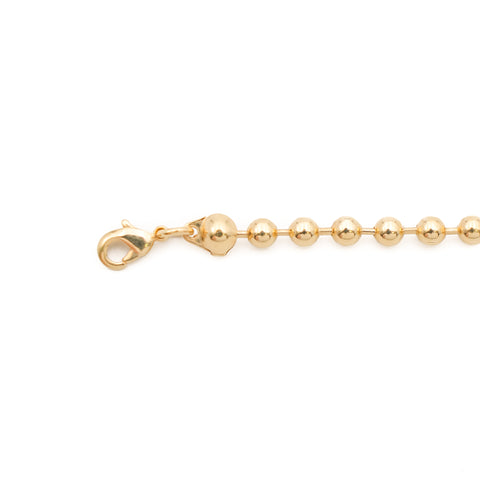 Ball Chain 3mm - (45 cm - 18 in)