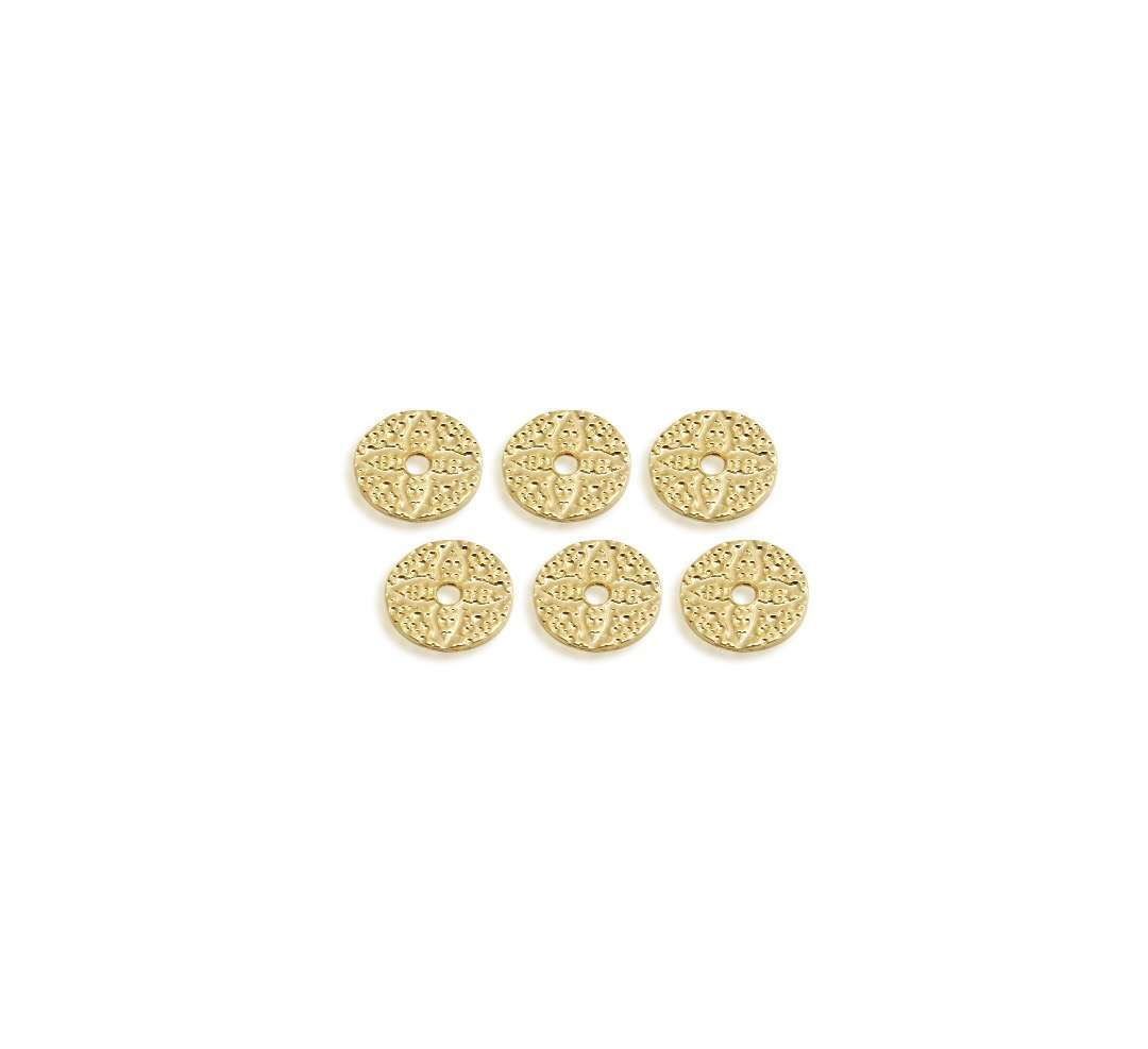 Round Button - 6 pcs
