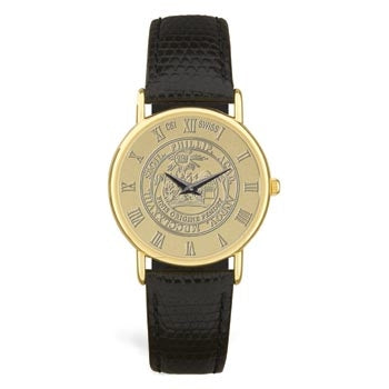 Mens Medallion Wristwatch