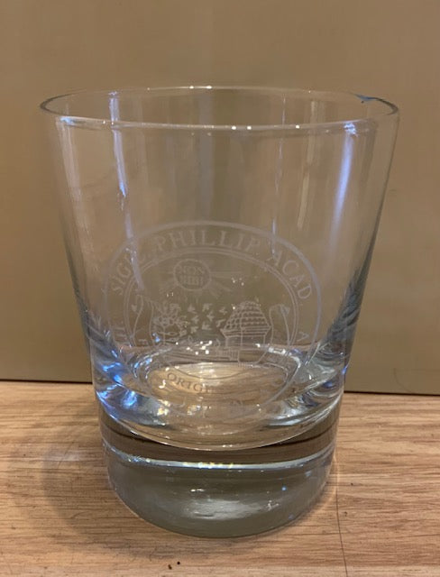 Phillips Academy Bourbon Glass