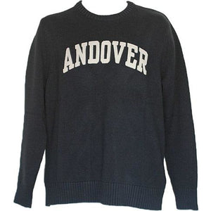 Classic Sideline Knit Sweater with Applique