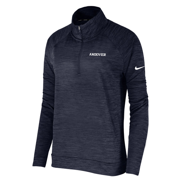 NEW! Ladies Andover Nike Half Zip