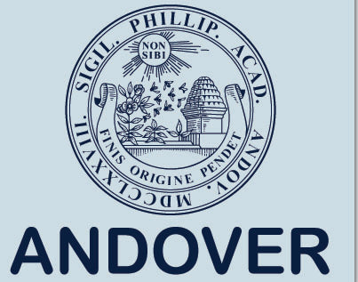 Phillips Academy Decal
