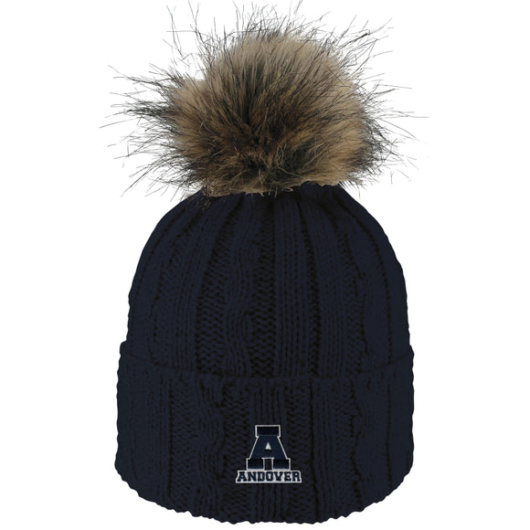 Andover Alps Knit Cuff Hat
