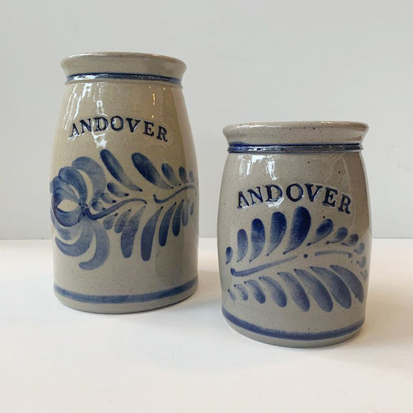 Andover Pottery Jars