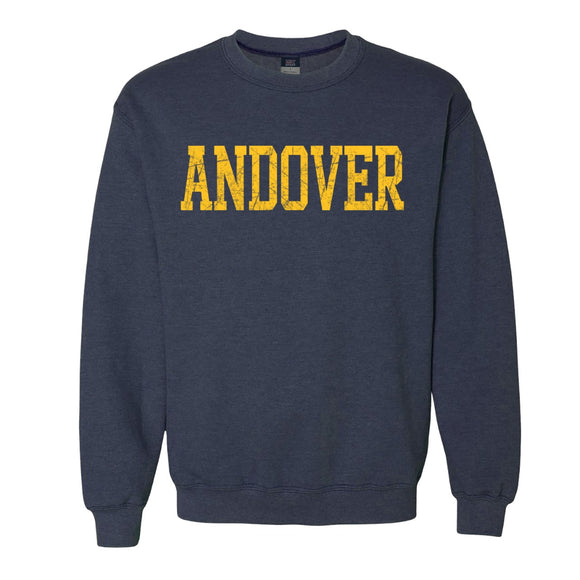 AHS Lightweight Crew Neck Sweatshirt