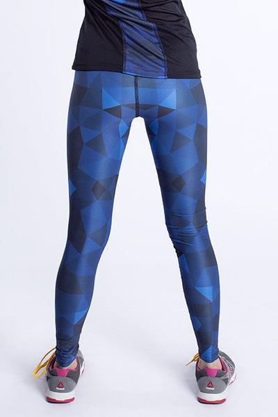 Midnight Long Training Tights