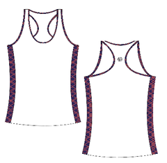 Custom Women's Running Tank Top