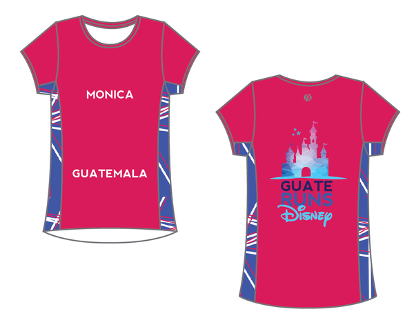 Disney 2018 Marathon Shirt