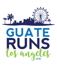 Los Angeles 2018 Marathon Shirt