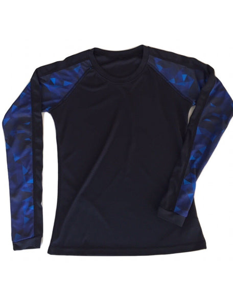 Midnight Long Sleeved Shirt