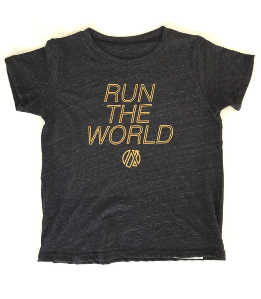 Run The World Tee - Women's Shirt