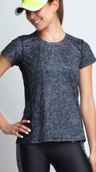 Web Women's Running Shirt