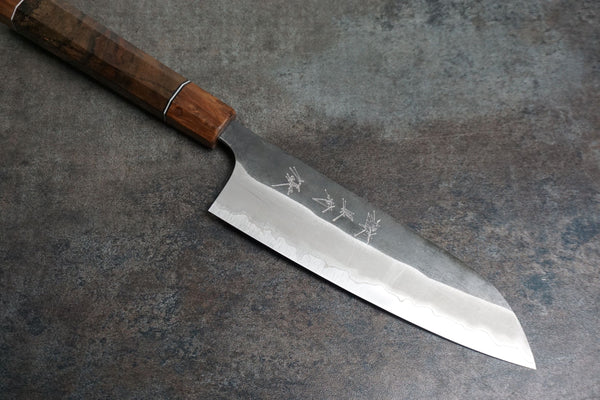 Yu Kurasaki AS 170 mm Santoku Custom #1
