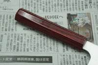 Kobayashi SG2 165mm Nakiri Red