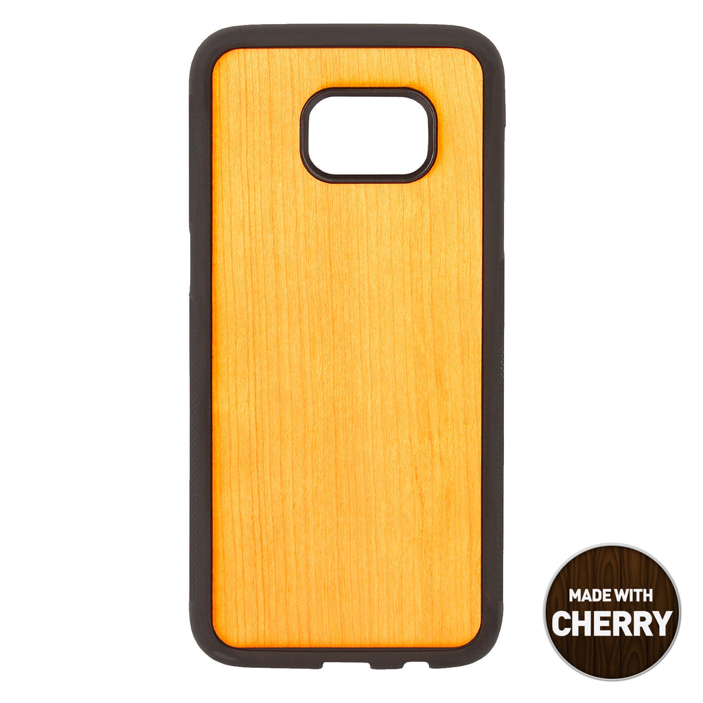 Custom Wooden Phone Case / Samsung Galaxy 7 Edge / Create Your Own iPhone case - iWood inc
