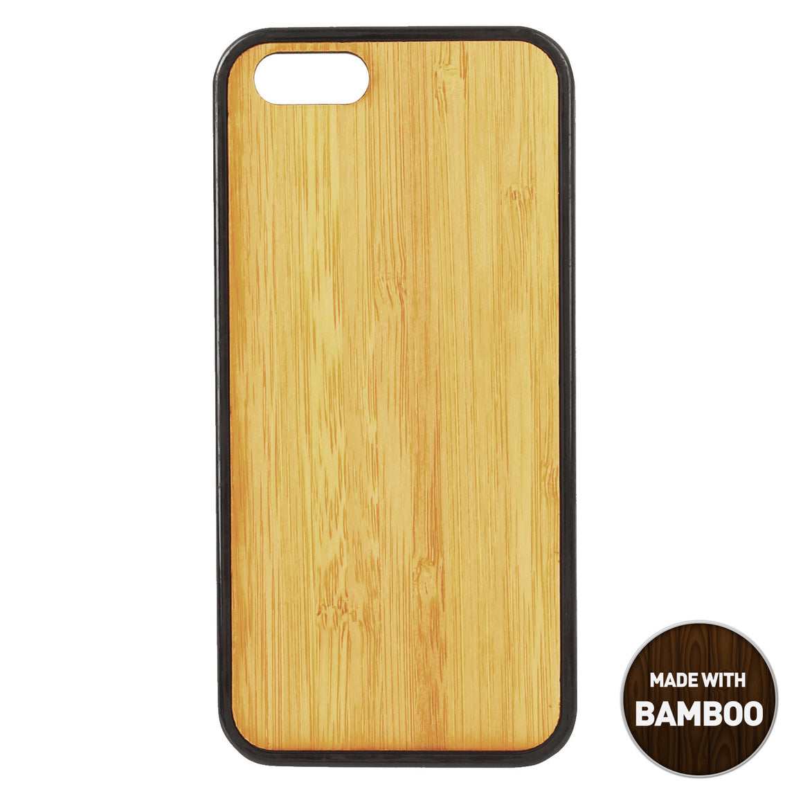 Custom Wooden Phone Case / iPhone 5/5s/SE / Create Your Own iPhone Case - iWood inc