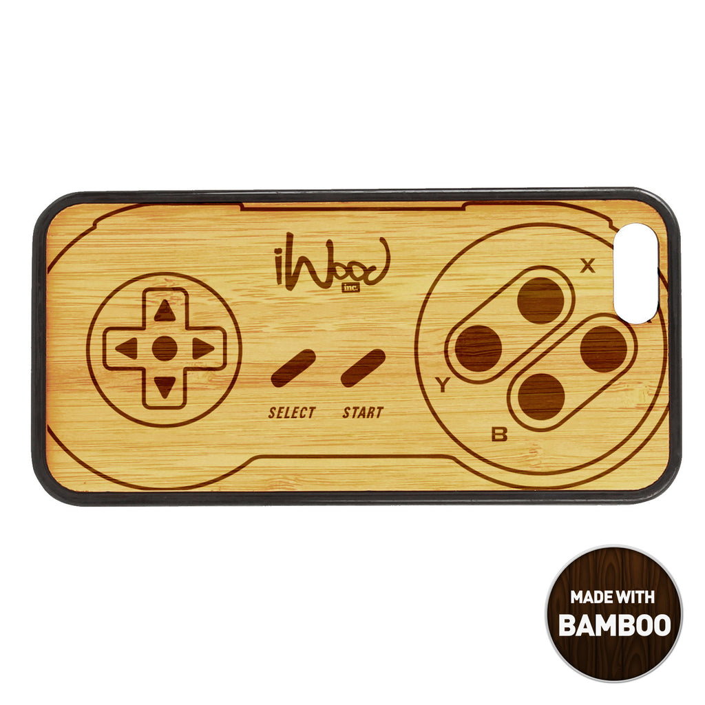 Vintage Controller Wooden Phone Case / Retro Collection Phone case - iWood inc