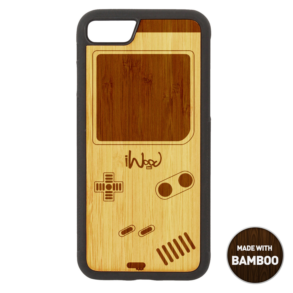 Vintage Handy Console Wooden Phone Case / Retro Collection Phone case - iWood inc