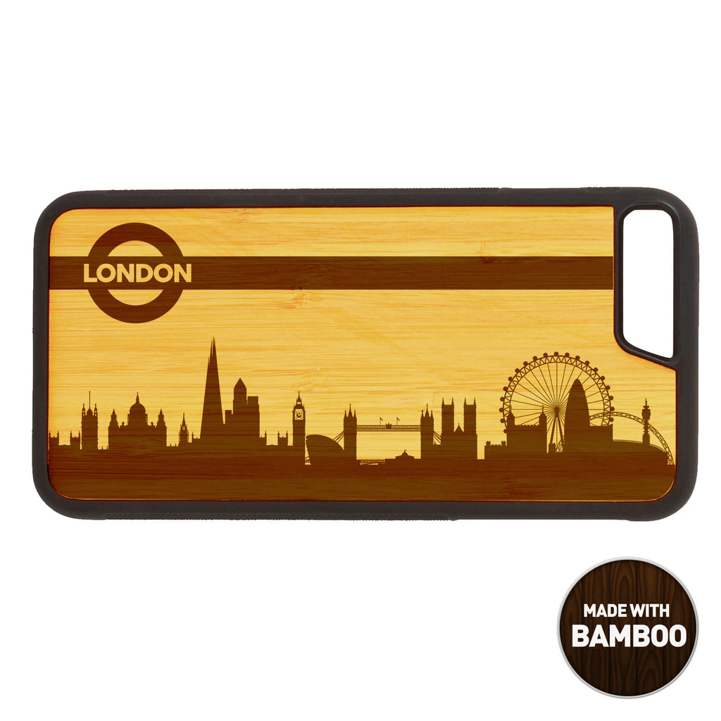 London Skyline Wooden Phone Case / Skyline Series iPhone case - iWood inc