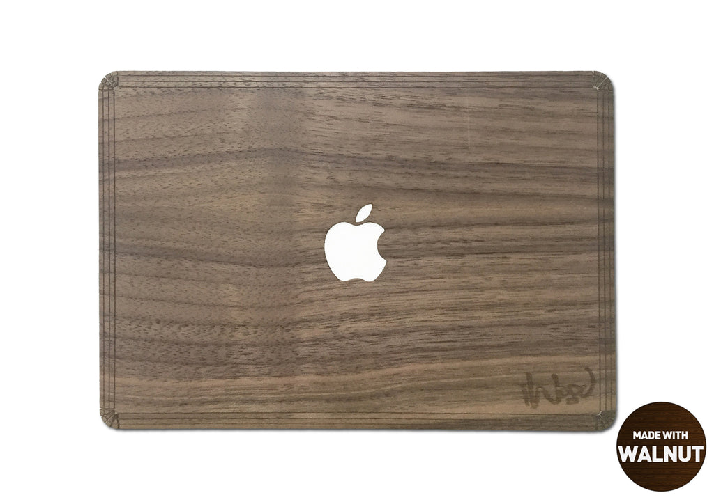"MacBook Pro 13"" Skin - iWood inc"