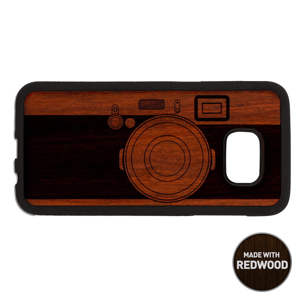 Camera Wooden Phone Case / Retro Collection Phone case - iWood inc