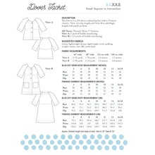 Load image into Gallery viewer, New Dover Jacket PDF