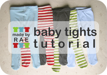 Load image into Gallery viewer, Baby Tights PDF