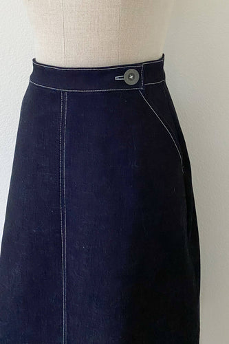 No-Zip Skirt