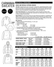 Load image into Gallery viewer, Carmanah Sweater PDF