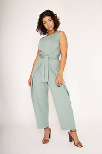 KIELO Wrap Dress and Jumpsuit PDF