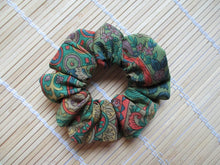 Load image into Gallery viewer, Wabi-Sabi Kimono Scrunchie