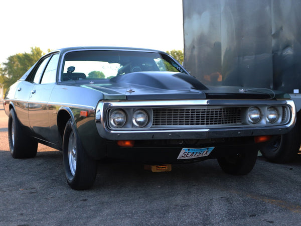 1973 Coronet - Cooling Down