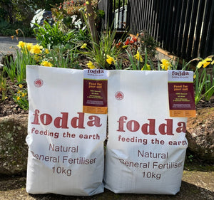 Fodda Organic Fertiliser