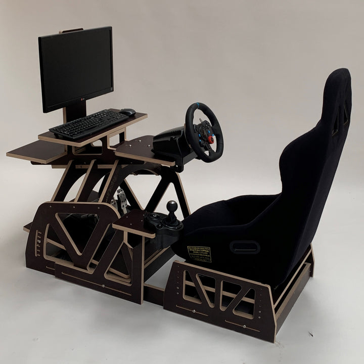 Racing ClubSport Simulator Cockpit