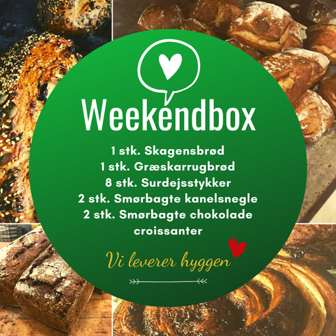 1. Weekend Box