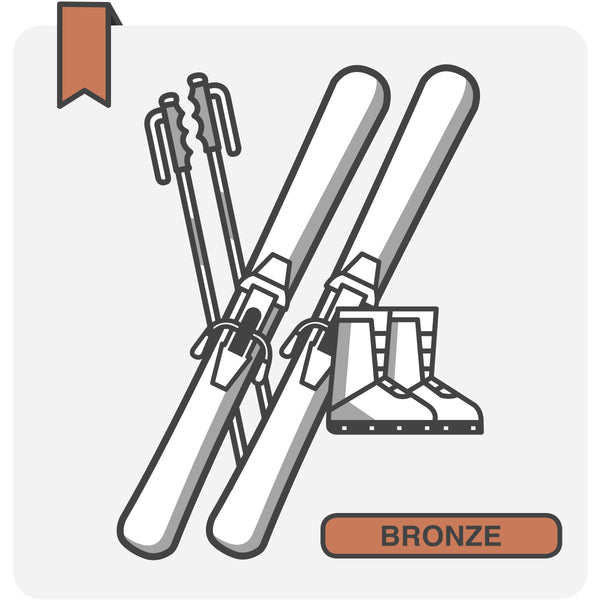 BRONZE Ski Package