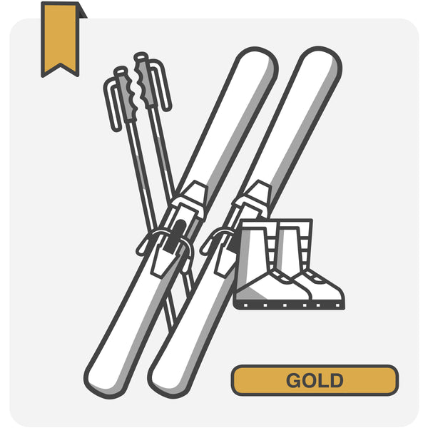 GOLD Ski Package