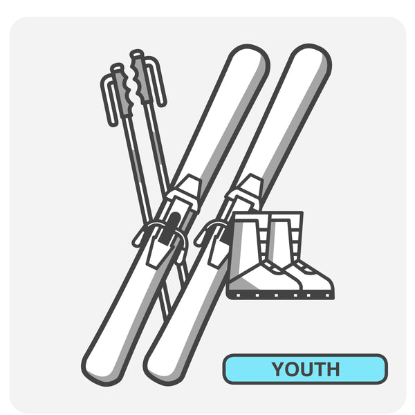 Youth Ski Package (under 16)