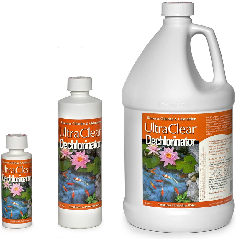 Ultra Clear Dechlorinator