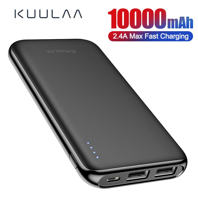 KUULAA™ Power Bank 10000 mAh