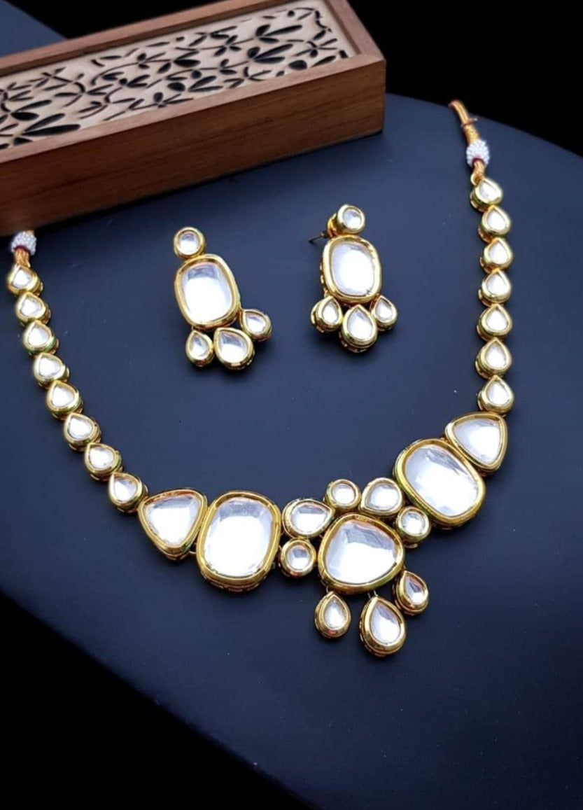 Elegant Original Kundan necklace