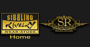 SIB.BLING RIVALRY logo, winged or boxy. SR is a Quality Graphic Streetwear Company