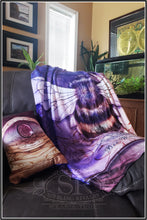 Load image into Gallery viewer, BEE WONDERFUL ~ Throw Blanket - SIB.BLING RIVALRY