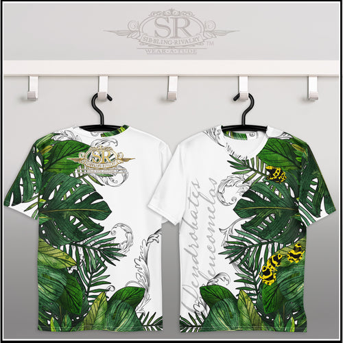 DART FROG JUNGLE  ~ Leucomelas T-shirt design - SIB.BLING RIVALRY