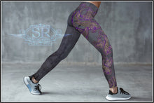 Load image into Gallery viewer, PASSION FISH ~Spandex Leggings - SIB.BLING RIVALRY