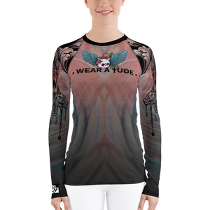 Women's Rash Guard - SIB.BLING RIVALRY